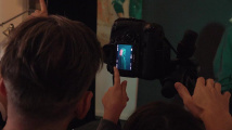 Promlčeno - foto ze zákulisí (focení plakátu)