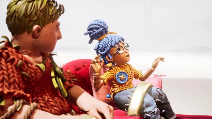 Holčička z It Takes Two promění své rodiče v panenky, aby se nerozvedli