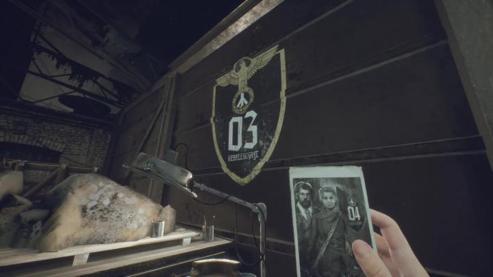 Paradise Lost – 13 minut v německém bunkru