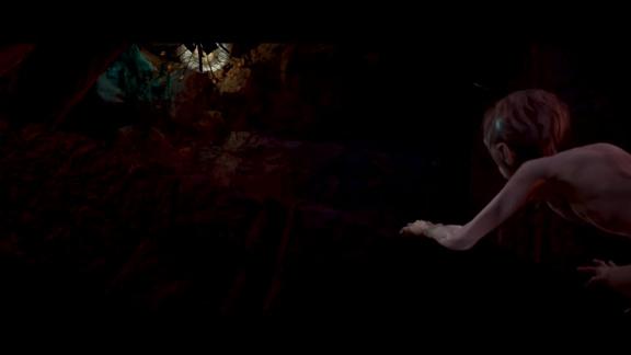 Podívejte se na nové záběry z The Lord of the Rings: Gollum. Z Gluma je horolezec