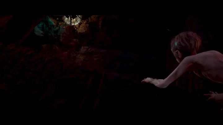 The Lord of the Rings: Gollum - Nakouknutí ke Glumovi