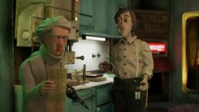 Harold Halibut - Příběhový trailer