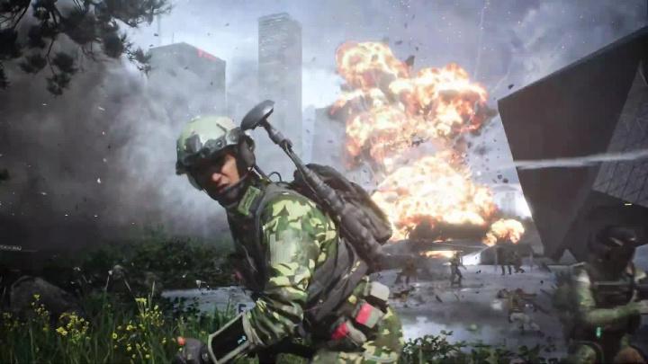 Battlefield 2042 - Odhalení