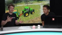 Farming Simulator 22 - Záběry z hraní, část první