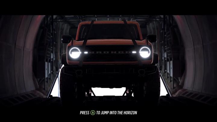Forza Horizon 5 – Úvodní jízda