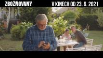 Zbožňovaný - Jiří Bartoška o své roli ve filmu