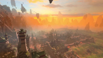 Total War: Warhammer III - Grand Cathay vs. Tzeentch, bitva o Great Bastion